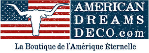 AMERICAN DREAMS DECO Logo
