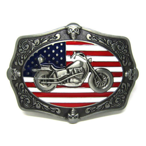 boucle de ceinture american bike harley american dreams deco. Black Bedroom Furniture Sets. Home Design Ideas